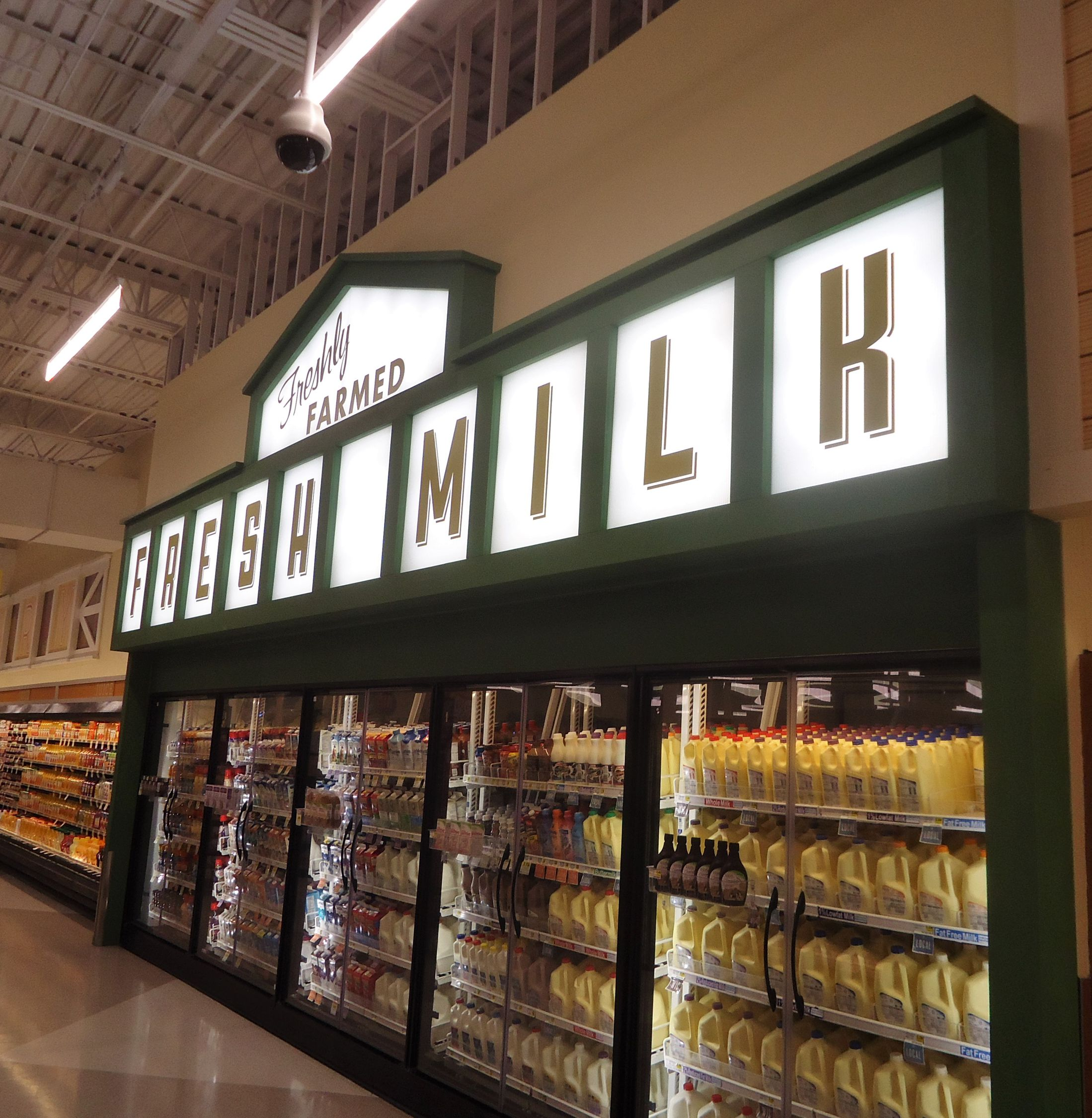 Lowes Foods Store Map